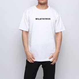 メンズ アウトドア 半袖Tシャツ S/S EMBROIDERY WT19014N