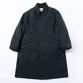 洗える3WAYステンカラーコート(ブラック)
