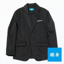 Bizテーラードジャケット (ブラック)