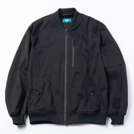 洗えるライトMA-1 (ブラック)