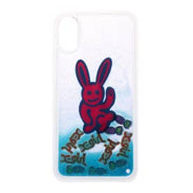 BUNNY LOVES CARROT MOBILE CASE FOR IPHONE X/XS (BLUE)