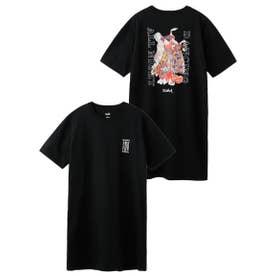 BON DANCE S/S TEE DRESS (ブラック)