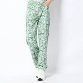 x YURINO SIDE FULL ZIP PANTS (GREEN)