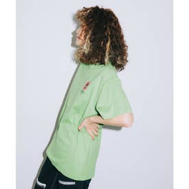 PROHIBITED S/S TEE (GREEN)