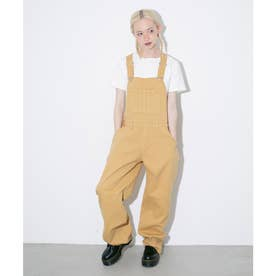 WIDE TAPERED OVERALL (BEIGE)