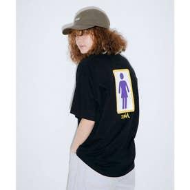 × GIRL SKATEBOARDS S/S TEE (BLACK)