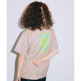 × GIRL SKATEBOARDS S/S TEE (BEIGE)