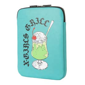 FAUX LEATHER PC CASE (GREEN)