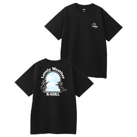 LOVELY WEATHER S/S TEE (BLACK)