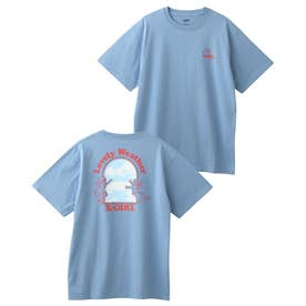 LOVELY WEATHER S/S TEE (LtBLUE)