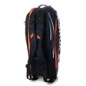 テニス ラケットバッグ ラケットバック6〈テニス6本用〉 BAG2002R