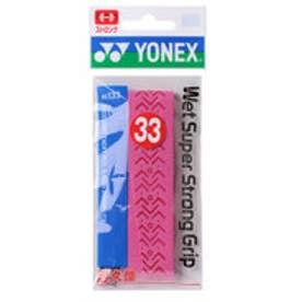 グリップテープ ウェットスーパーストロンググリップ(1本入) AC133 (ピンク)