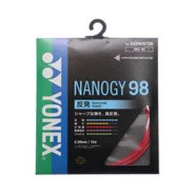 バドミントン ストリング バドミントンストリング ナノジー98 NBG98  NBG98