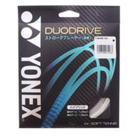軟式テニス ストリング デュオドライブ SGDD
