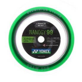 バドミントン ストリング ナノジー99 ロール ガット NBG99-1 NBG99-1