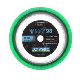 バドミントン ストリング ナノジー98 ロール ガット NBG98-1 NBG98-1
