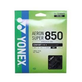 硬式テニス ストリング エアロンスーパー850 ATG850 (ブラック)