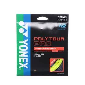 硬式テニス ストリング ポリツアープロ115 PTGP115