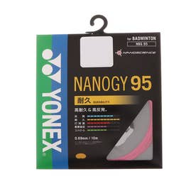 バドミントン ストリング バドミントンストリング ナノジー95 NBG95 NBG95