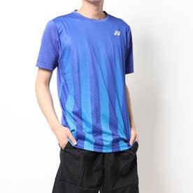 メンズ バドミントン 半袖Tシャツ ドライTシャツ テニス 16435