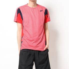 メンズ テニス 半袖Tシャツ ゲームシャツ バドミントン 10356