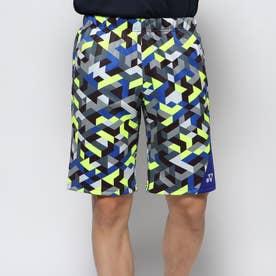 メンズ テニス ハーフパンツ ニットハーフパンツ(フィットスタイル)バドミントン 15090
