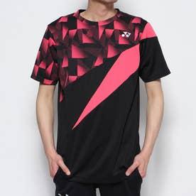 メンズ テニス 半袖Tシャツ ゲームシャツ バドミントン 10358