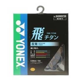 Yonex バドミントンストリング BG68チタン BG68TI