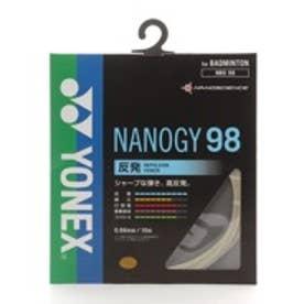 Yonex バドミントンストリング NANOGY98 NBG98