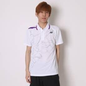テニス用ポロシャツ ポロシャツ(スタンダードサイズ) 10152 ホワイト  (ホワイト)