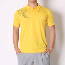 テニス用ポロシャツ ポロシャツ(スタンダードサイズ) 12133 イエロー  (コーンイエロー)