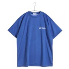 テニスTシャツ ドライTシャツ RWAP1602 ブルー  (ディープブル?)