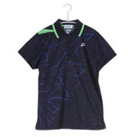 テニス用ポロシャツ ポロシャツ(スリムロングタイプ) 20294 ネイビー  (ネイビーブルー)