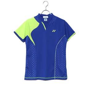 レディース バドミントン 半袖Tシャツ ゲームシャツ 20443 20443