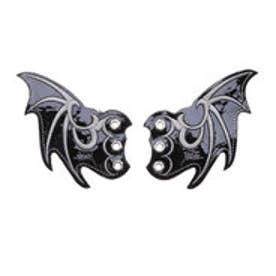 [シューケア用品]悪魔の羽根[限定shop取扱いアイテム] (ブラック)