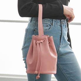スクエアスクイーズバッグ (ピンク)