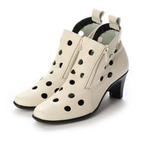 ブーツ サマーブーツ パンチングブーツ 本革 日本製 (IV)