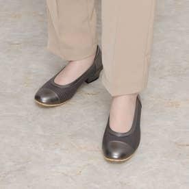 パンプス ヒール 本革 日本製 外反母趾 歩きやすい 痛くない 疲れない (BZ)