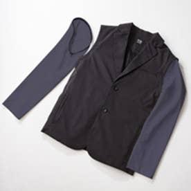 YZO 5カラーチェンジテーラードジャケット(ブラック)【返品不可商品】