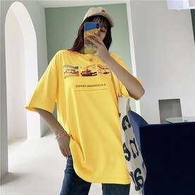 フォトプリント Tシャツ 8227 (YEL)