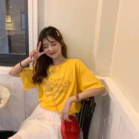 フロントレタリング Tシャツ 8242 (MST)