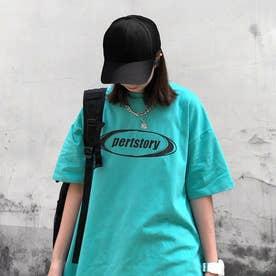 フロントロゴTシャツ 8490 (GRN)