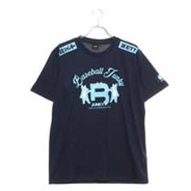 野球 半袖Tシャツ ベースボールジャンキーTシャツ BOT496T2