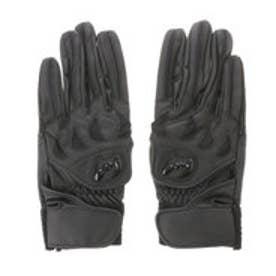 バッティンググローブ(両手) 高校対応バッティング手袋  ZER-610B (ブラック×ブラック)