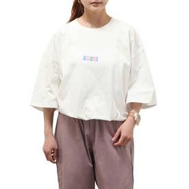 ASOBIプリントBIG Tシャツ【ユニセックス】 (ホワイト)